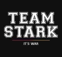 Team Stark  by JustineWho