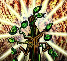 a Árvore da vida... by Dimitri Andrei M O