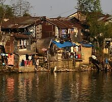 Hue River Life 3 - Panorama by Jordan Miscamble