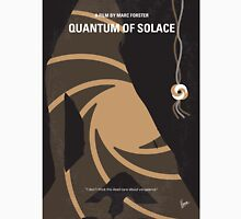 No277-007-2 My Quantum of Solace minimal movie poster Unisex T-Shirt