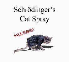 Schrodinger's Cat Spray Unisex T-Shirt