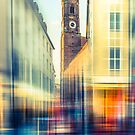 Munich - Frauenkirche by hannes cmarits