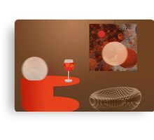 Glowing - Still life 9 Canvas Print