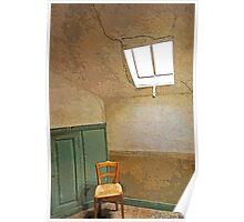 La tristesse durera toujours.  Vincent Van Gogh's room Poster