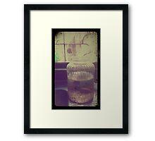 Lost Spaces_3 Framed Print