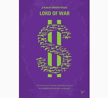 No281 My LORD OF WAR minimal movie poster Unisex T-Shirt