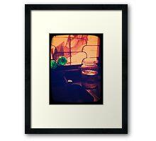 Lost Spaces_1 Framed Print