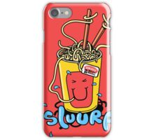 Noodle Brain - NEW iPhone Case/Skin