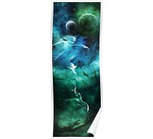 The Galaxy Being Poster