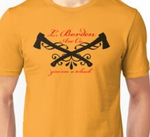 L. Bordan Axe Company T-Shirt