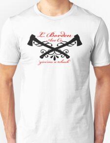 L. Bordan Axe Company Unisex T-Shirt