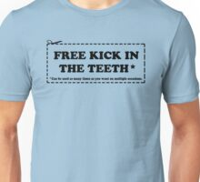 Free kick in the teeth - Coupon - T-Shirt