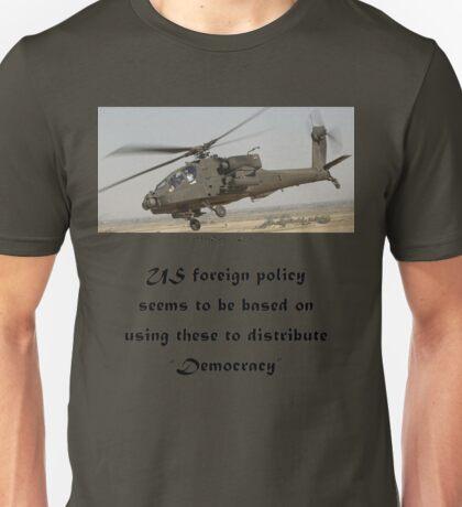 Apache Policy Unisex T-Shirt