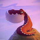 Dragonsaur by Ben Hickling