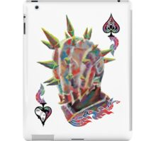 AI Spike iPad Case/Skin