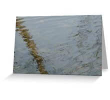lets reflect Greeting Card
