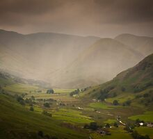 Martindate from Hallin Fell by herbpayne