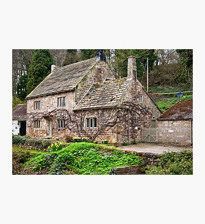 Fountains Cottage Photographic Print