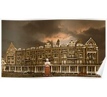 Edward Welby Pugin and Granville Hotel Poster