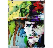 Clint Cowboy Hero Movie Western  Prints Posters iPad Case/Skin