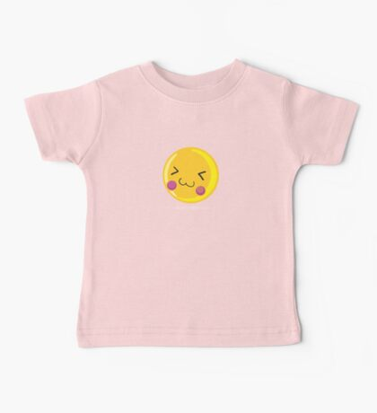 Cute emoticon Baby Tee
