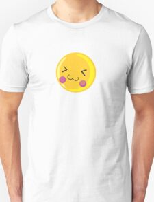 Cute emoticon Unisex T-Shirt
