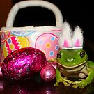 Happy Easter by Cathie Trimble
