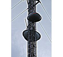 Cell Phone Tower Photographic Print