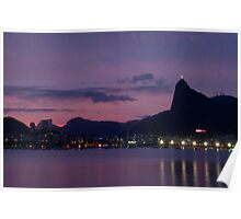 Urca`s Sunset Poster