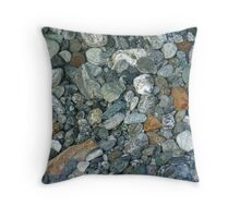 Clarity, Purity and History Throw Pillow