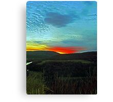 House Of The Rising Son - I Canvas Print