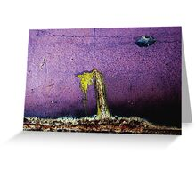 Through Darkness Comes Light Greeting Card