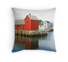 Another view of Motiff #1 Throw Pillow
