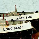 Cork Sands and Long Sands by Stephen Frost