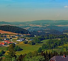 Another panoramic view into spring season by Patrick Jobst