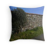 Holly. Cahore Point, Wexford Throw Pillow