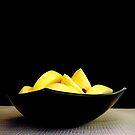 Apple slices by Bluesrose