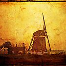 Windmill - Holland 1968 by pennyswork