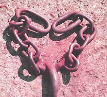 Chained Heart by sjlphotography