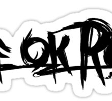 One Ok Rock Sticker