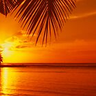 Sunset - Diego Garcia by homendn