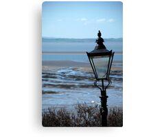 Beside the seaside... Canvas Print
