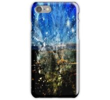 Gritty Hollywood sign iPhone Case/Skin