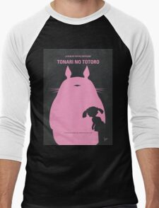 No290 My My Neighbor Totoro minimal movie poster T-Shirt
