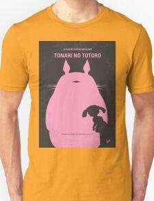 No290 My My Neighbor Totoro minimal movie poster Unisex T-Shirt