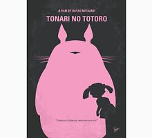No290 My My Neighbor Totoro minimal movie poster Unisex T-Shirt