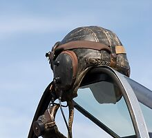 Leather Helmet by Penywise