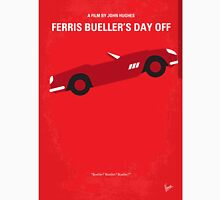 No292 My Ferris Bueller's day off minimal movie poster Unisex T-Shirt