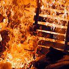 Blazing Fire by Ashley Wells