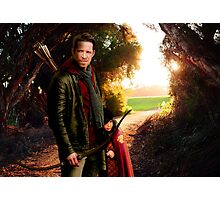 OUAT in Camelot - Robin and Roland Photographic Print
